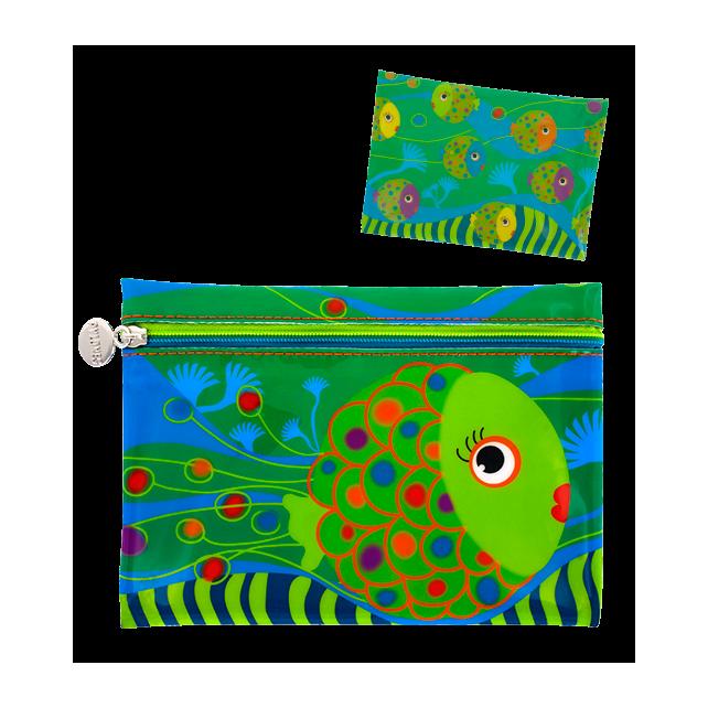 Make-up-Beutel - Akademik Fish
