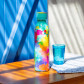 Thermal flask 75 cl - Keep Cool Bottle Orchid Blue