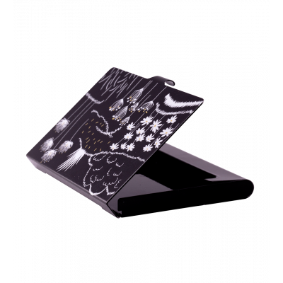 Business card holder - Busy - Black Board