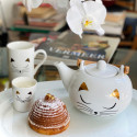 Asiatische Teekanne - Matinal Tea