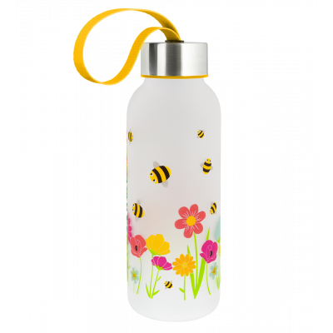 Trinkflasche 42 cl - Happyglou small Kinder - Biene