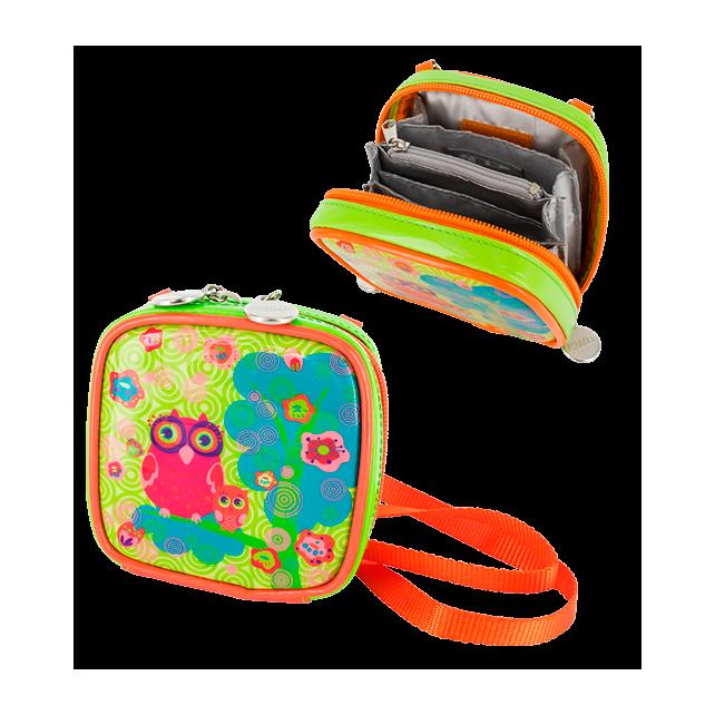 Picnuts - Porte-monnaie Owl