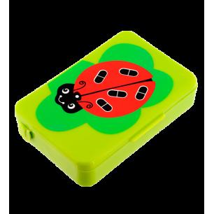 Pill box - Piiiiiiils - Ladybird