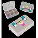 Piiiiiiils - Boîte à pilules Man