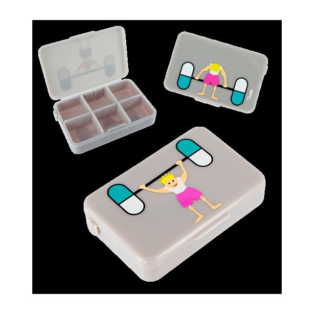 Piiiiiiils Pill Box Pylones