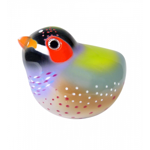 Oiseau aimant pour trombones - Piu Piu