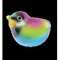 Oiseau aimant pour trombones - Piu Piu Jaune