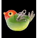 Oiseau aimant pour trombones - Piu Piu Violet