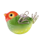 Magnetic bird for paperclips - Piu Piu