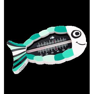 Thermomètre de bain - Ploof Ploof - Bleu