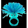 Pom Pom Girl Medium - Bague Blue
