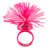 Pom Pom Girl Medium - Bague Rose