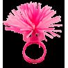Pom Pom Girl Medium - Bague Pink