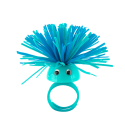 Bague - Pom Pom Girl Small Bleu