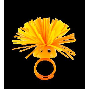 Ring - Pom Pom Girl Small - Orange