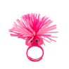 Pom Pom Girl Small - Bague Rose