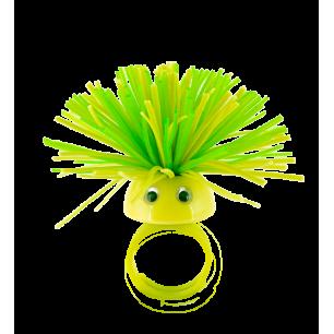 Ring - Pom Pom Girl Small - Grün