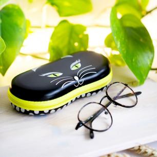 Hard glasses case - Voyage