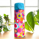 Thermal cup 30 cl - Keep Cool Click Coquelicots