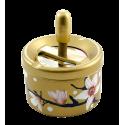 Cendrier poussoir - Pousse Pousse Estampe