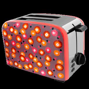 Toaster with European plug - Toast'in 2