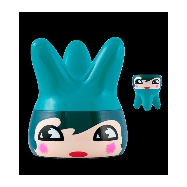 Quenotte - Boîte à dents de lait Blau