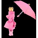 Ombrello pieghevole - Rain Parade Bianco