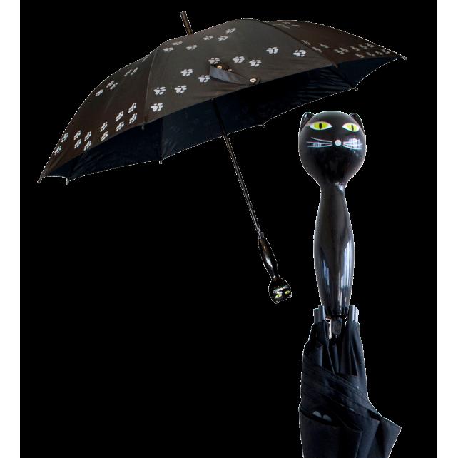 Raincat 2 - Parapluie Noir