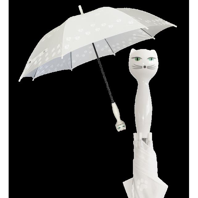 Raincat 2 - Parapluie White