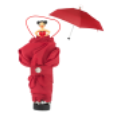 Parapluie pliant - Rainette Violet