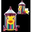 Pfefferstreuer - Rolling Birds Pirat