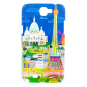 Sam Cover N2 - Coque pour Samsung N2 Paris Bleu