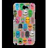 Sam Cover N2 - Coque pour Samsung N2 Skull