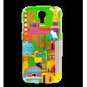 Sam Cover S4 - Coque pour Samsung S4