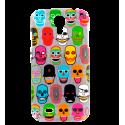 Sam Cover S4 - Coque pour Samsung S4 Skull