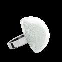 Glass ring - Dome Medium Billes