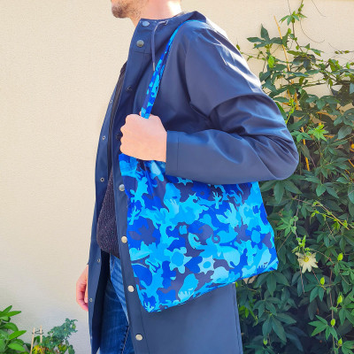 Shopping bag - Do The Shopping Camouflage