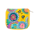 Small wallet - Voyage Black Board