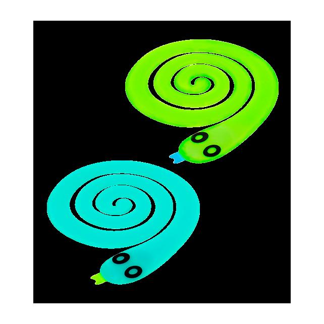 Socool - Dessous de verre Vert / Turquoise