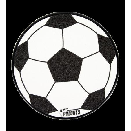 Râpe à pieds - Soft Foot Ball Noir