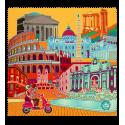 Microfibre cloth for glasses - Belle Vue City Florence