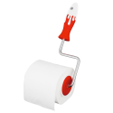 Sploosh - Toilet paper holder