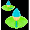Squeezy - Presse agrumes Vert