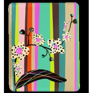Housse pour tablette - Voyage - Orchid