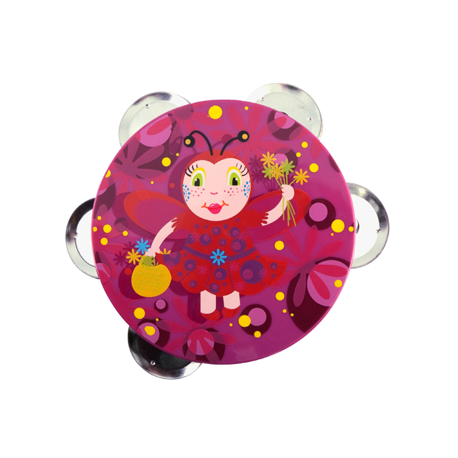 Tam Tam - Tambourin Ladybird