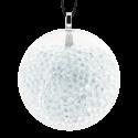 Necklace - Galet Medium Billes