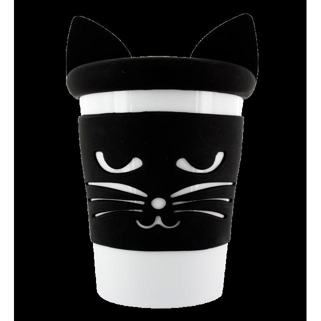 trophy mug tasse mit deckel pylones. Black Bedroom Furniture Sets. Home Design Ideas