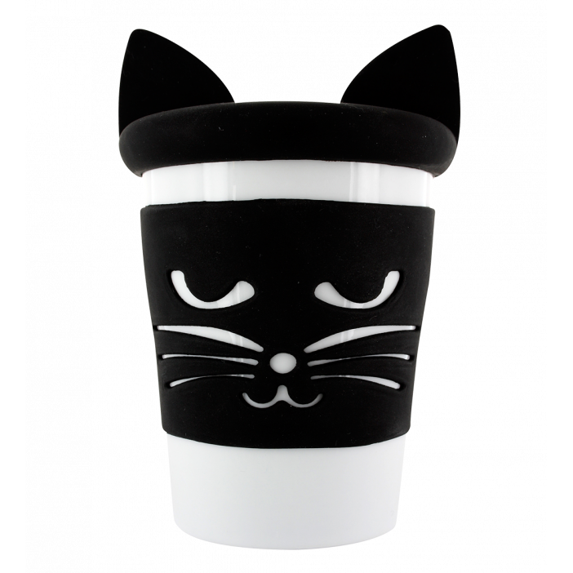 Trophy Mug - Mug et couvercle Cat