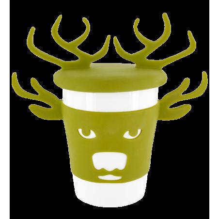 Trophy Mug - Mug e coperchio