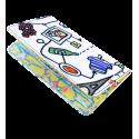 Chequebook holder - Voyage Dahlia